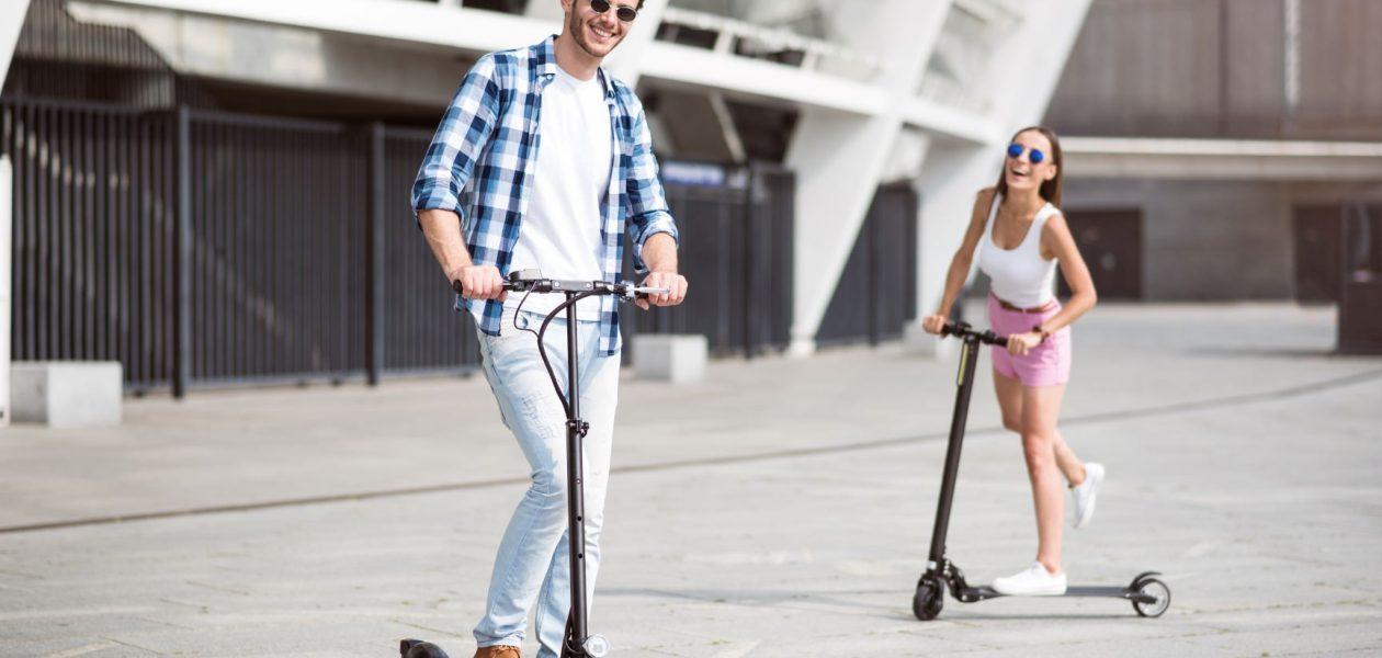 La obligatoriedad de los seguros para patinetes eléctricos está...