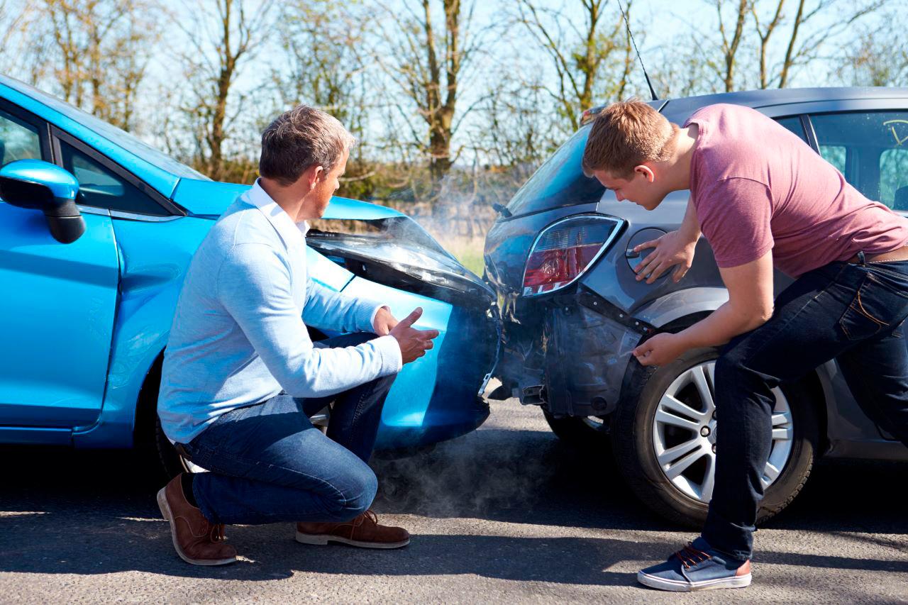 ¿Cómo actuar en un accidente de tráfico?