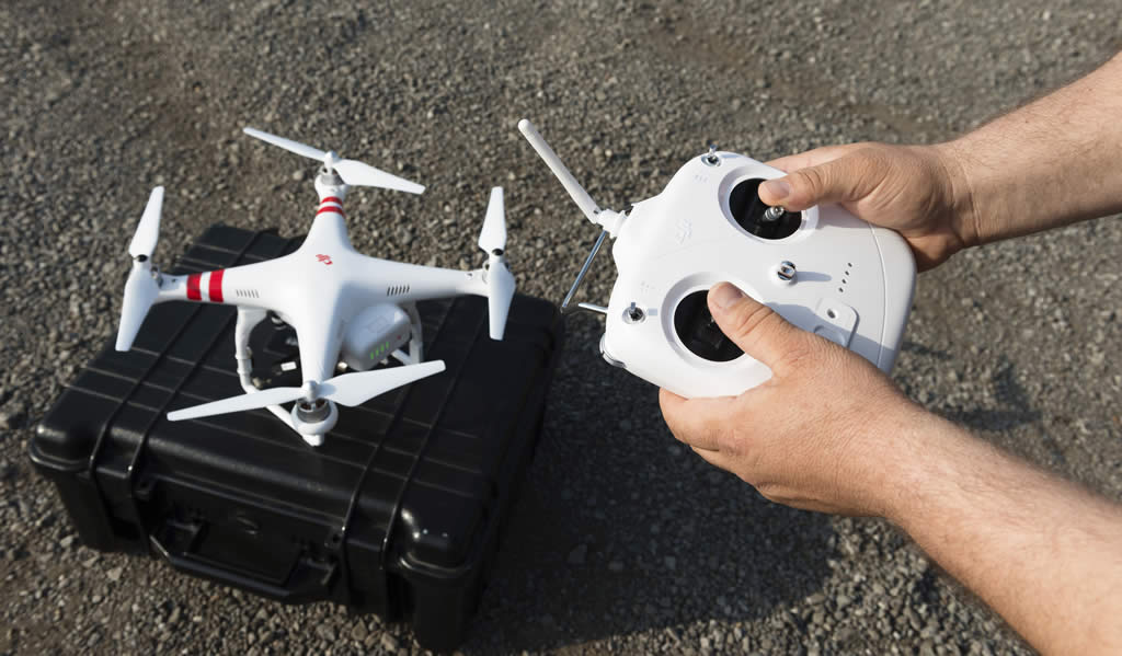 El mejor seguro para drones